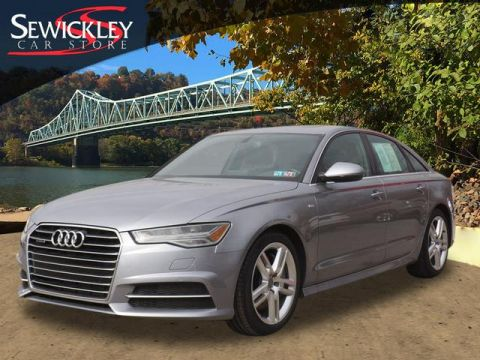 Pre-Owned 2016 Audi A6 2.0T quattro Premium Plus