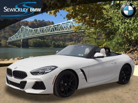 New 2019 BMW Z4 sDrive 30i
